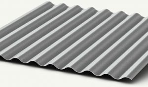 metal roof panels is one of the most environmentally friendly materials
