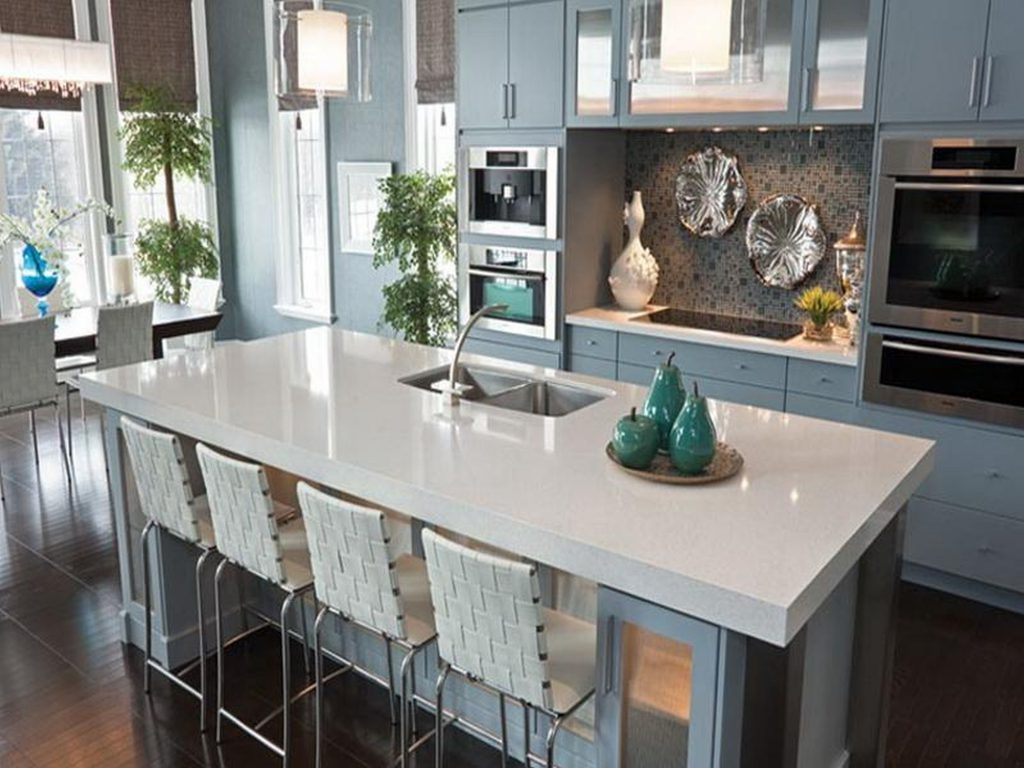 Quartz Countertops Inspiration