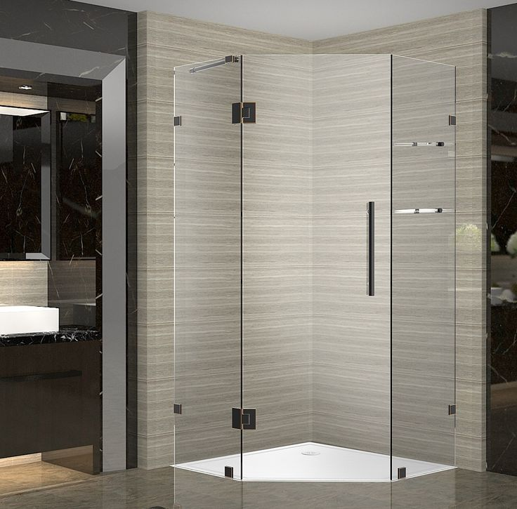 glass shower doors by innovation